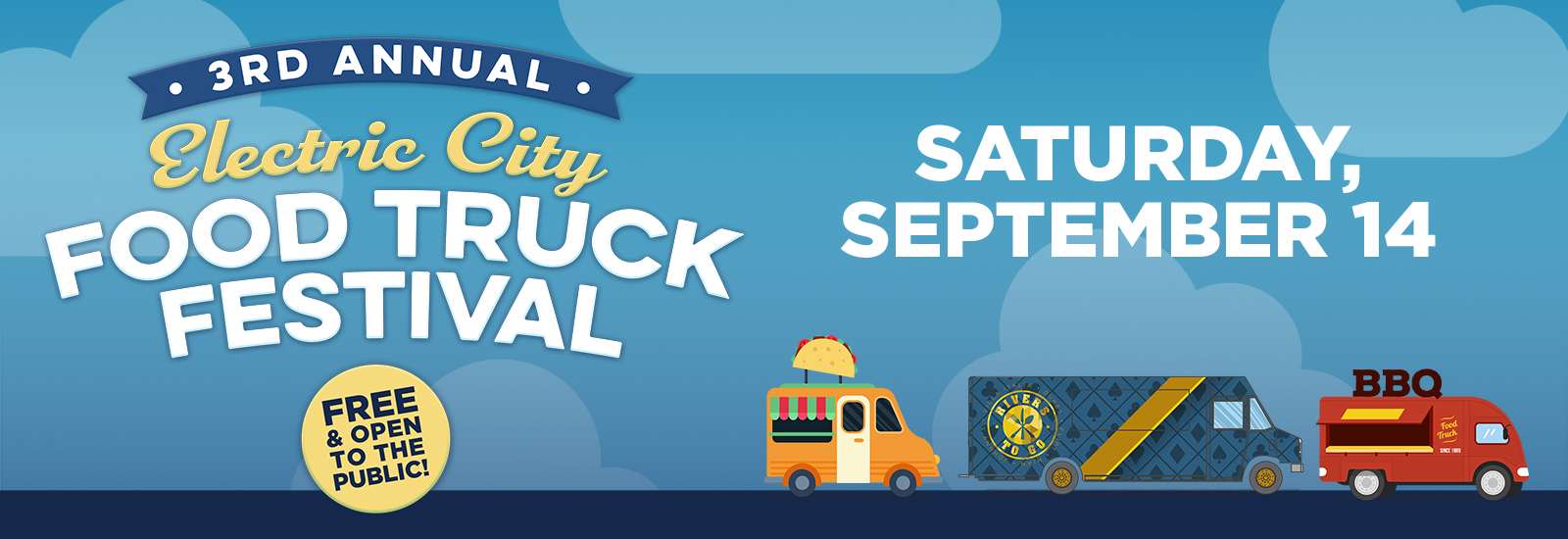 Electric City Food Truck Festival