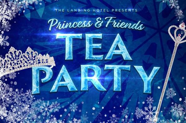 Princess & Friends Tea Party