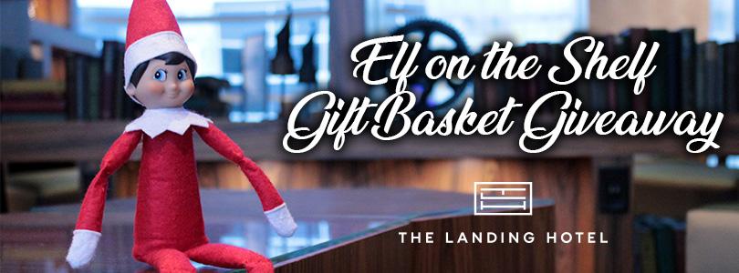Elf On The Shelf Gift Basket Giveaway