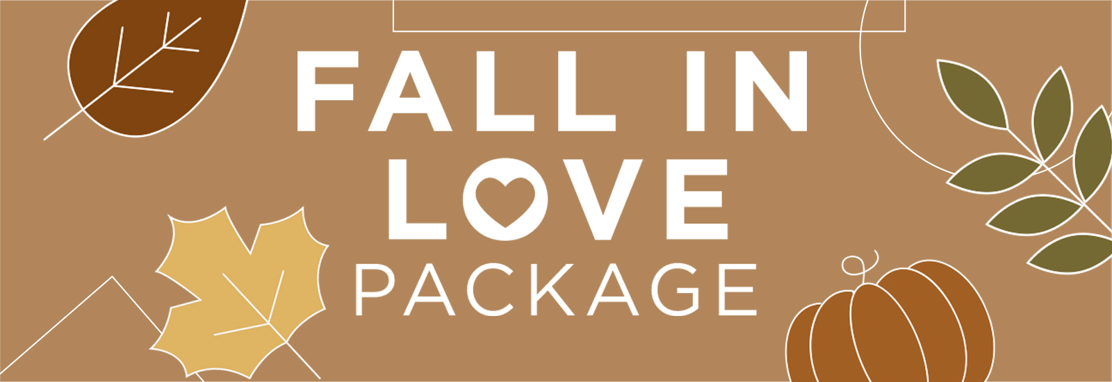Fall in Love Package