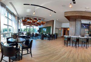 Landing Hotel Lobby
